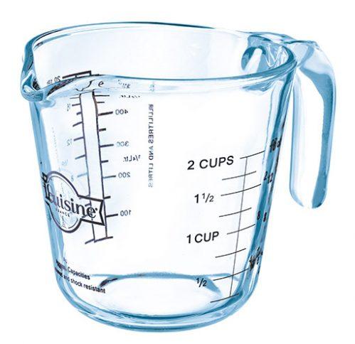 O.Cuisine Maatbeker 0,5 Liter