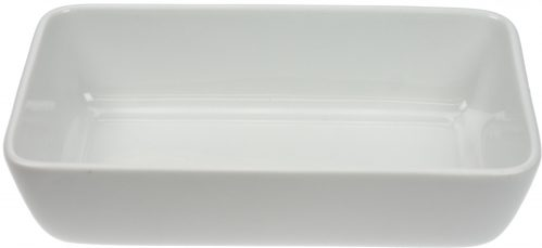 Lasagneschotel 12,5 x 20 x 5Cm Rechth (Set van 6)