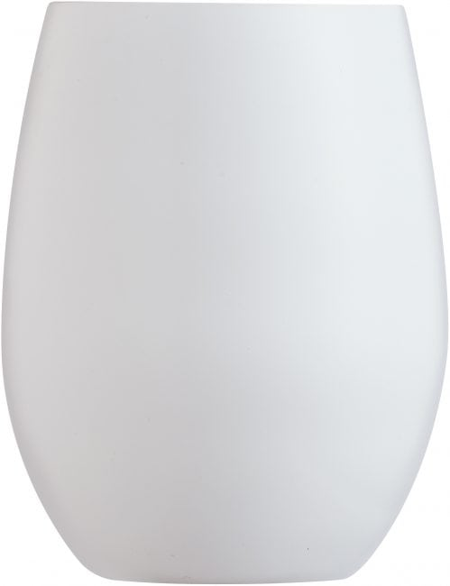 Primary White Waterglas 36Cl (Set Van 6)