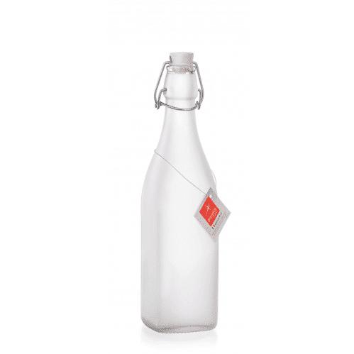 Fles 0,5 Liter Frosted Met Beugel Swing (Set van 6)