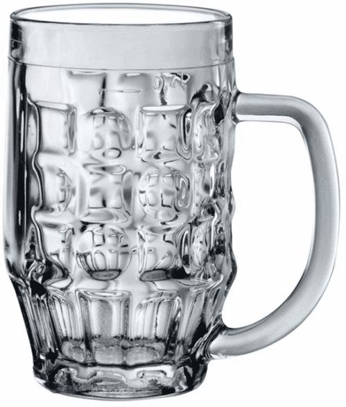 Malles Bierpul 40 cl (Set van 6)
