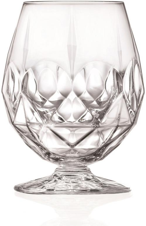 RCR Alkemist Cognac-Cocktailglas Laag 53 Cl (Set Van 6)