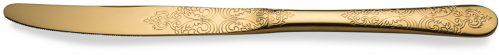 Antique Gold tafelmes 23,7cm (Set van 12)