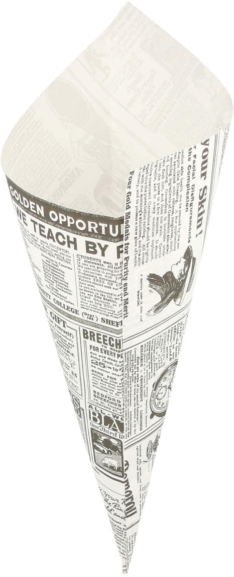 """Vetvrij papier puntzak """"Times"""" 29,5x21cm 250-pak"""