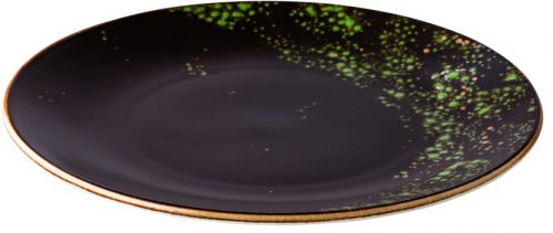 Amazon 'Jungle green' coupe bord 27,5 cm (Set van 6)