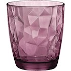 Diamond glazen