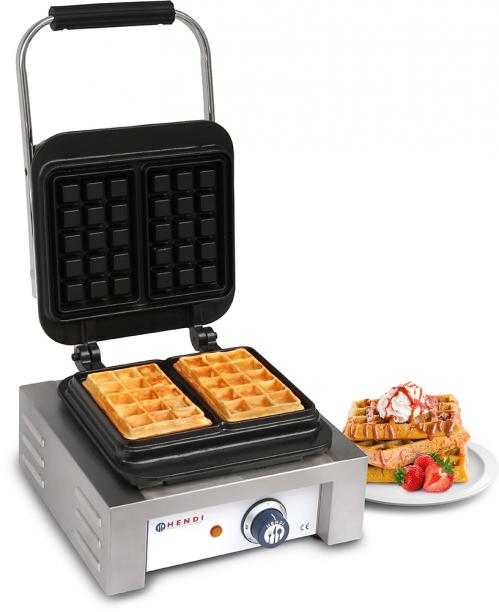 Wafelmaker 'brussels'
