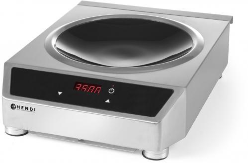 Inductiewok model 3500