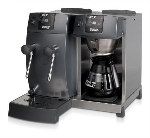 Bravilor RLX 41   Buffet   Koffiezetapparaat   Glazen Kan