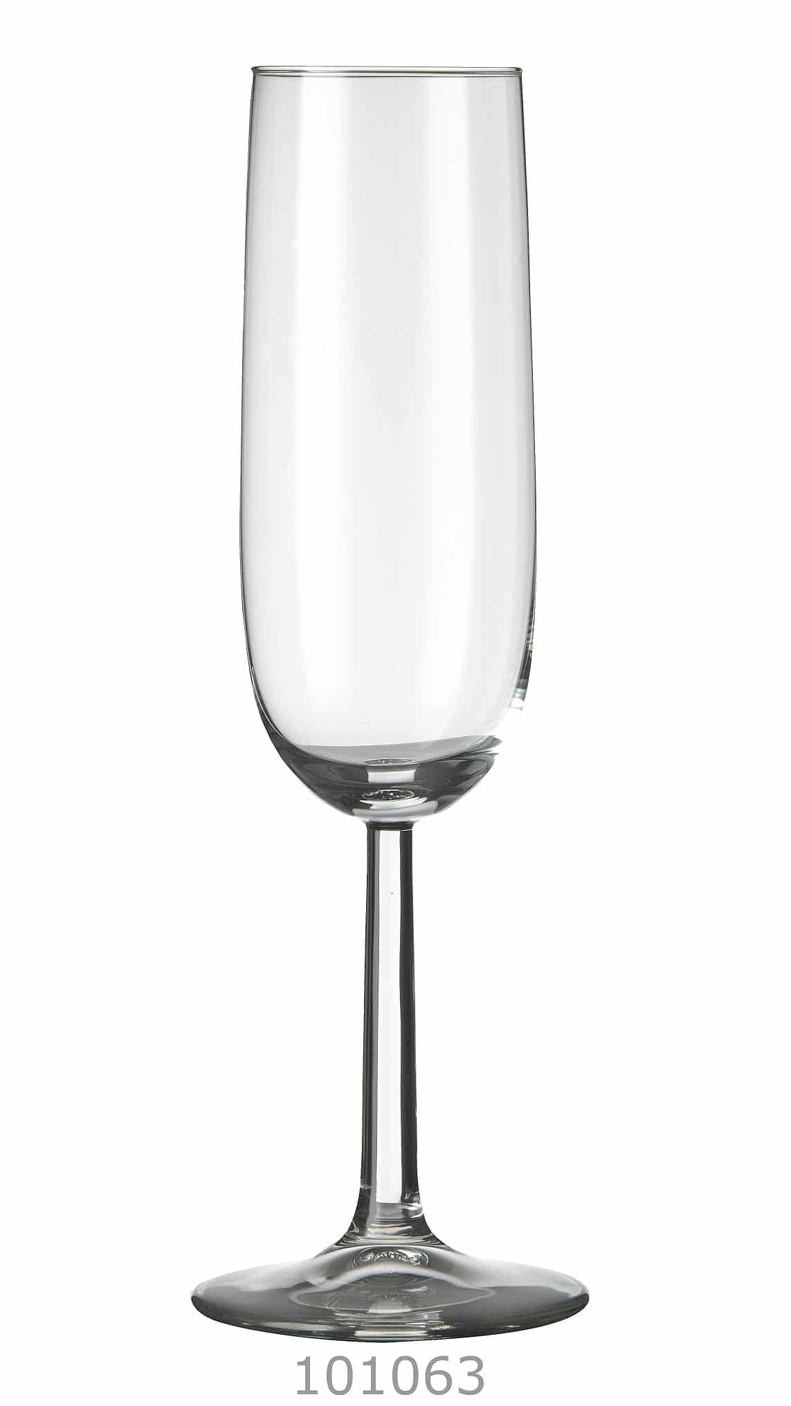 Bouquet Champagneflute 23 cl (Set van 6)