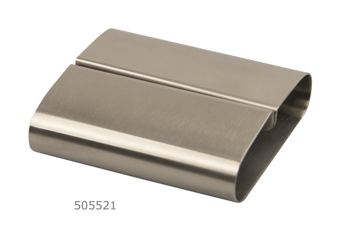 Menustandaard 8×7,5 cm rvs (Set van 20) 1