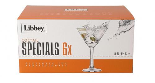 Specials Cocktailglas 19 cl (Set van 6)