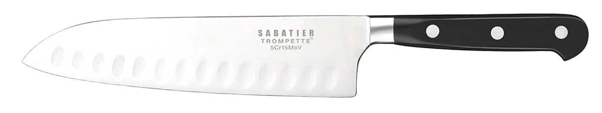 Sabatier Trompette Santokumes 18 cm (Set van 6) 1