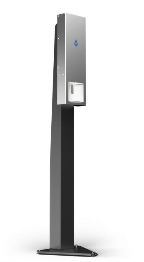 Automatische Desinfectie Dispenser SaniFox (Standup)