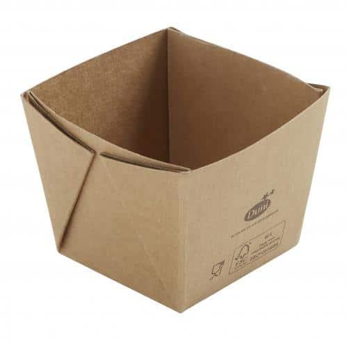 Duni Viking Ecoecho Box Cube Mi 250 ml (Set van 300)