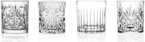 RCR Mixology Set Tumblers Mixology (Set Van 4)