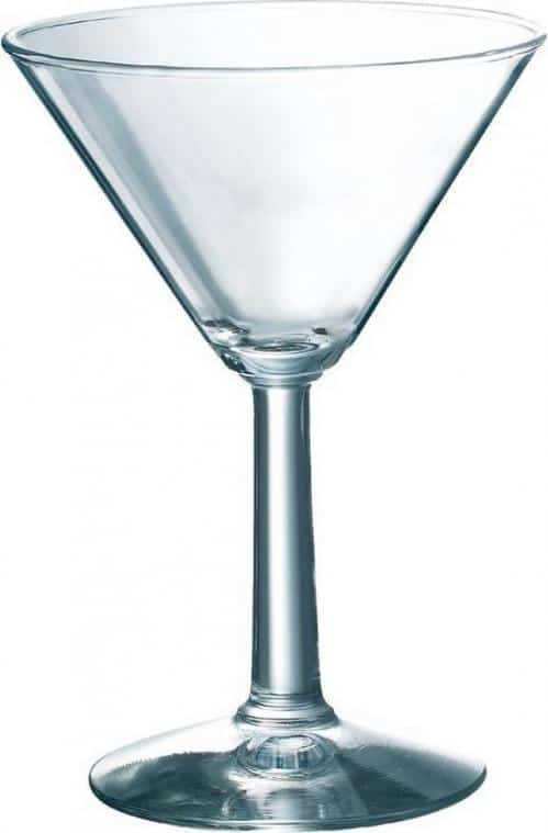Durobor Jockey-club Cocktailglas 14 cl  (Set van 6)